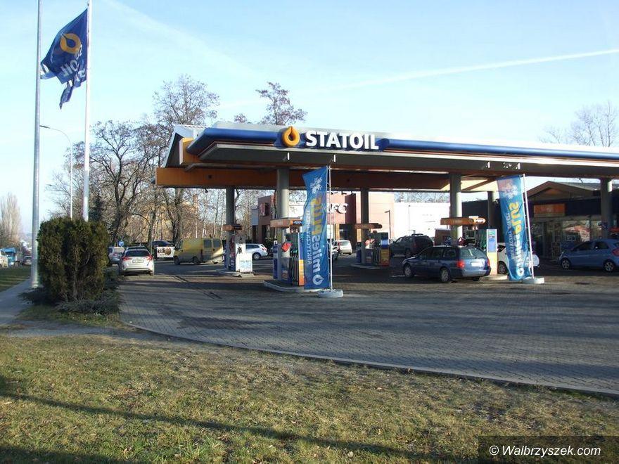 Wałbrzych: Dwudzieste urodziny stacji Statoil w Wałbrzychu