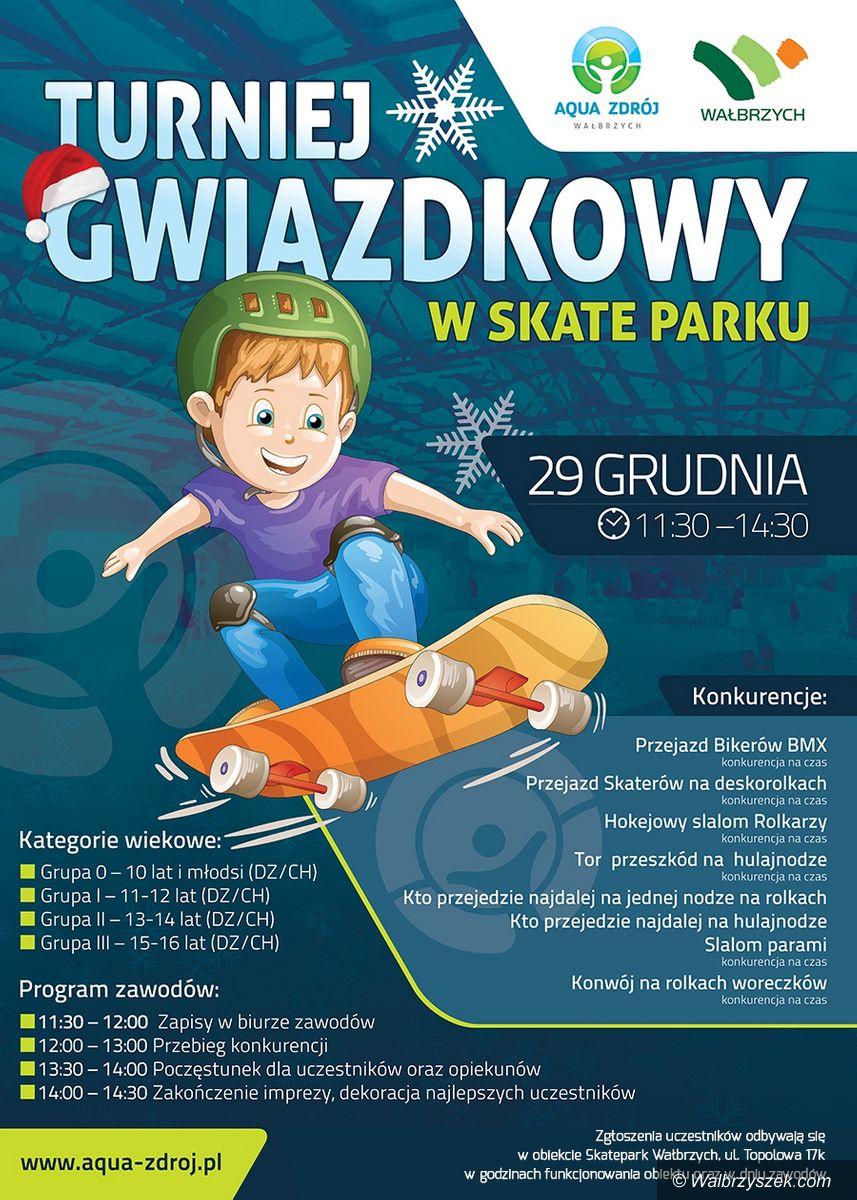 Wałbrzych: Ciekawe zawody odbędą się w wałbrzyskim skateparku