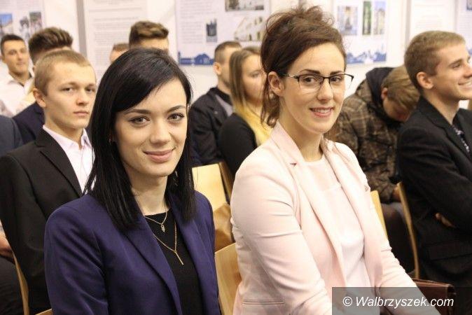 Wałbrzych: Prezydent docenił studentów