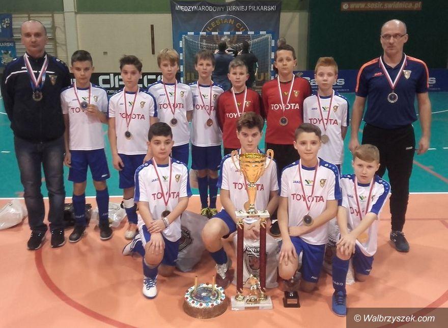 Wałbrzych: Udany start młodych piłkarzy Górnika