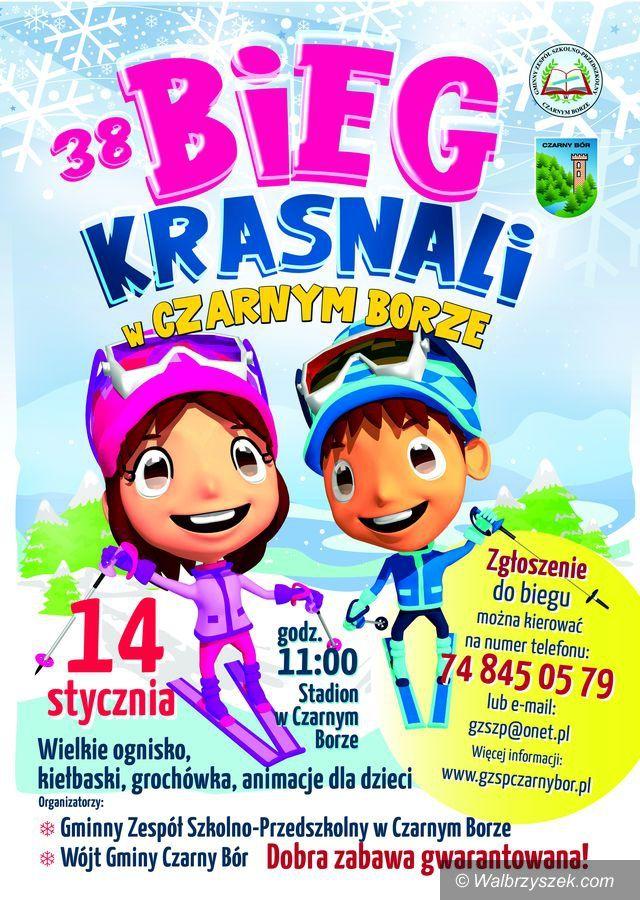 REGION, Czarny Bór: Już w najbliższą sobotę Narciarski Bieg Krasnali!