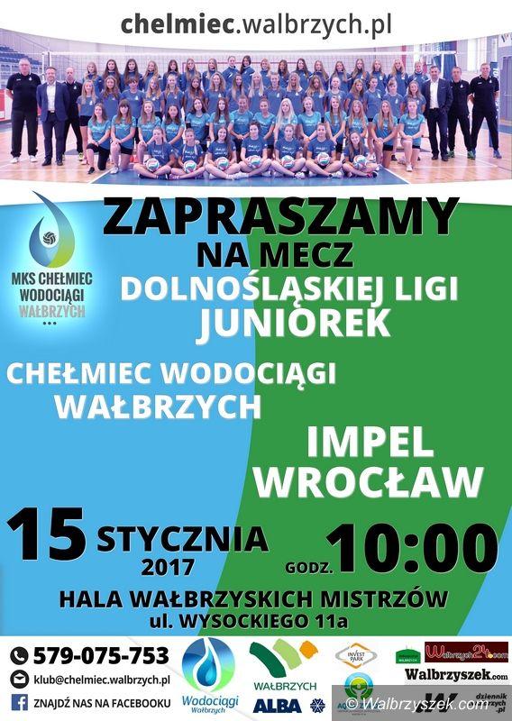 Wałbrzych: Chełmiec w weekend zagra u siebie