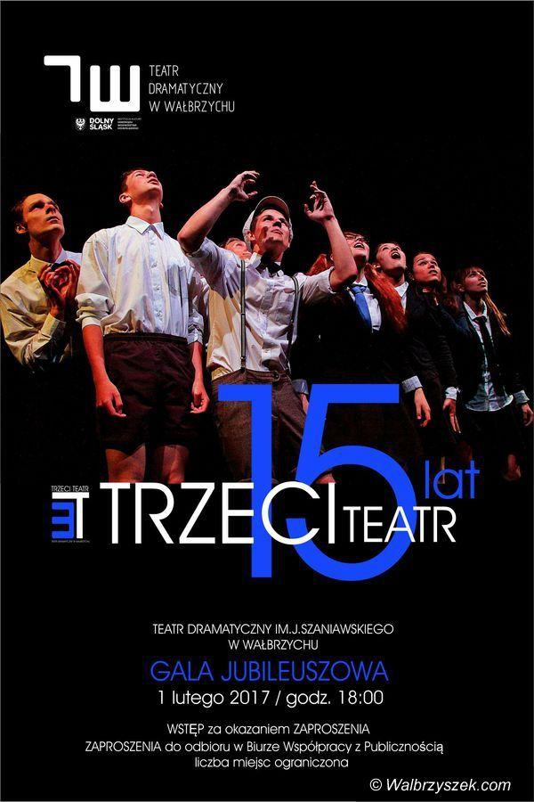 Wałbrzych: 15–lecie Trzeciego Teatru