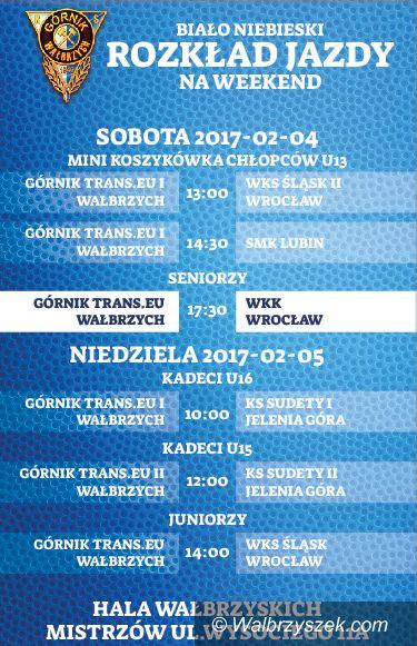 Wałbrzych: II liga koszykówki: Z WKK o zwycięstwo