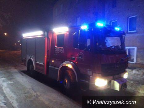 REGION, Mieroszów: Wyjazdy mieroszowskich strażaków
