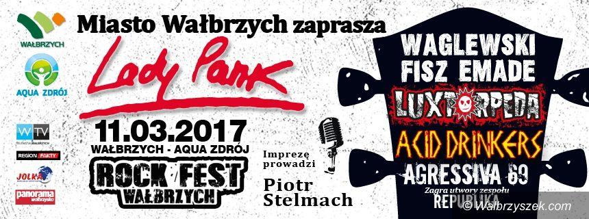 Wałbrzych: Zbliża się Rock Fest