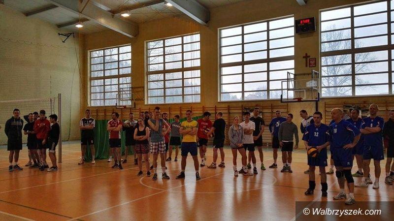 Głuszyca: Zimowy Turniej Siatkówki w Głuszycy