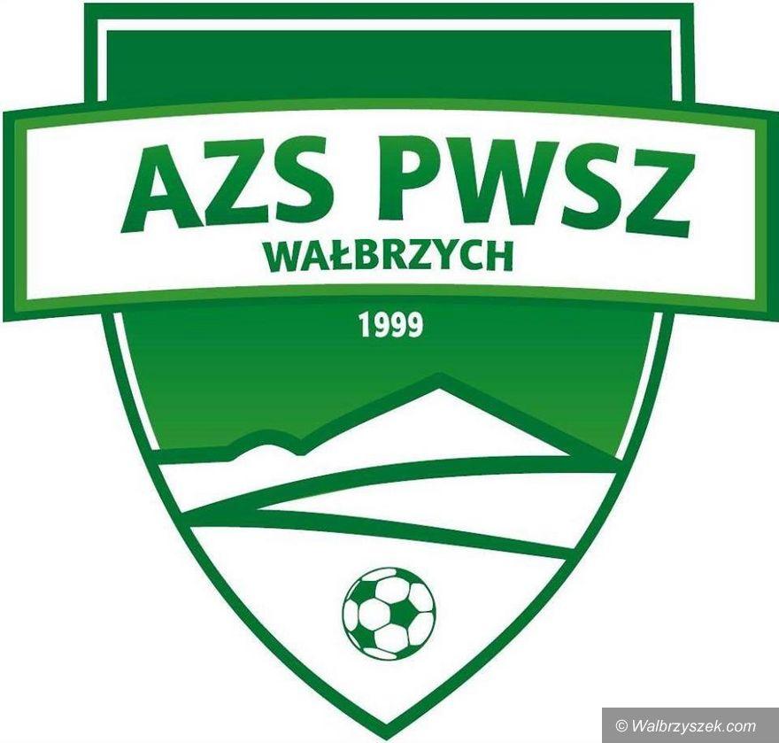 Wałbrzych: Futbolistki AZS–u PWSZ w formie