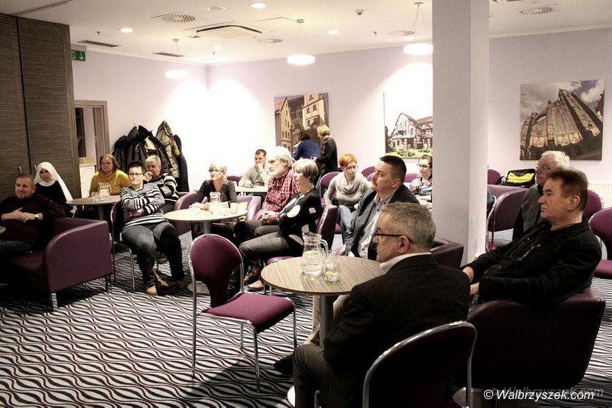 Wałbrzych: Ruszyły spotkania w