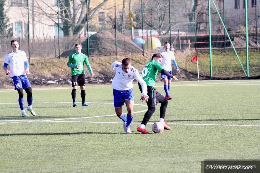 Wałbrzych: Coraz lepsza jakość piłkarskiego Górnika