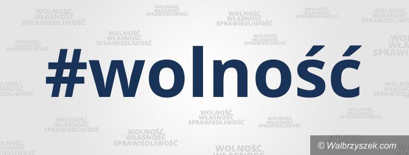 Wałbrzych: Beata Żołnieruk ripostuje
