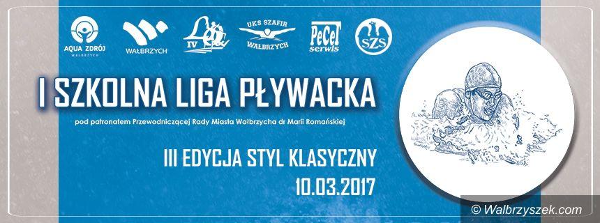 Wałbrzych: Kolejna edycja Szkolnej Ligi Pływackiej