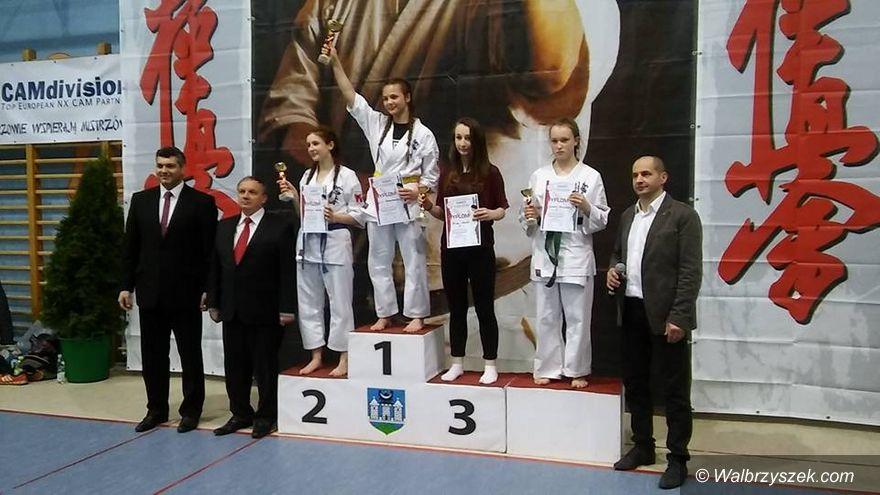 Wałbrzych: Sukces zawodników Klubu Karate Full Contact