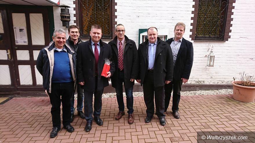 REGION, Mieroszów: Delegacja z Mieroszowa z wizytą w Dolnej Saksonii