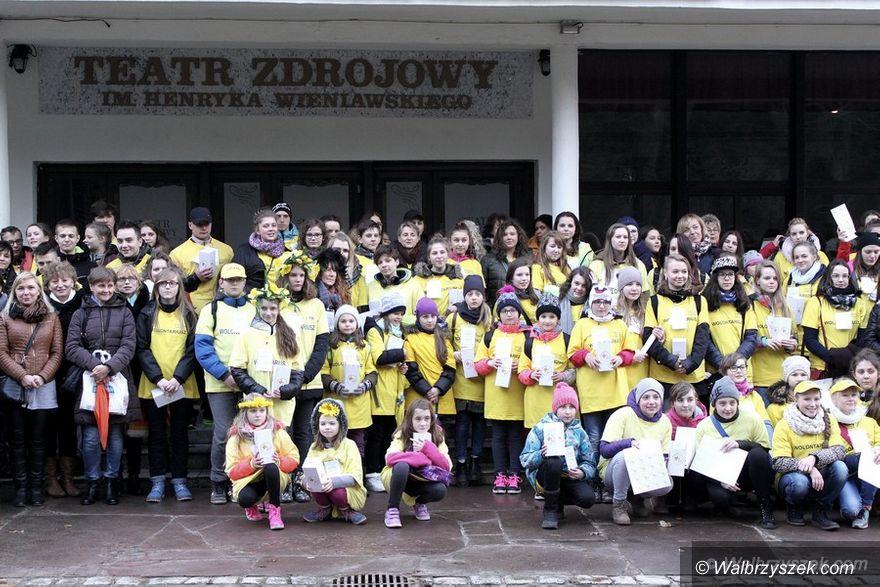 REGION, Szczawno-Zdrój: Ruszyła