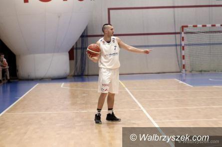 Wałbrzych: II liga koszykówki: O awans przeciwko młodzieży