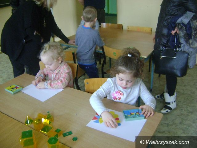 Wałbrzych: Drzwi Otwarte w Przedszkolu na ul. 11 Listopada