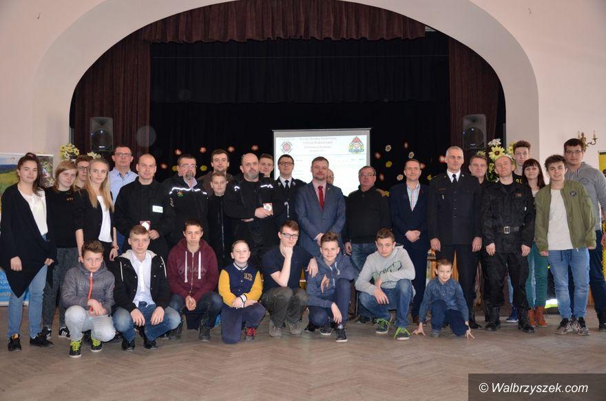 REGION, Głuszyca: XXXX Ogólnopolski Turniej Wiedzy Pożarniczej