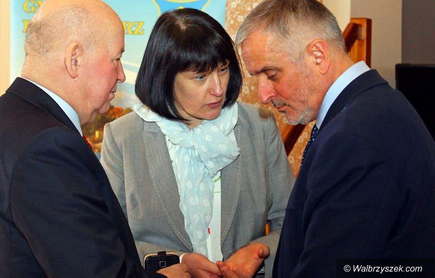 REGION, Gniewków: Spotkanie samorządowców z regionu