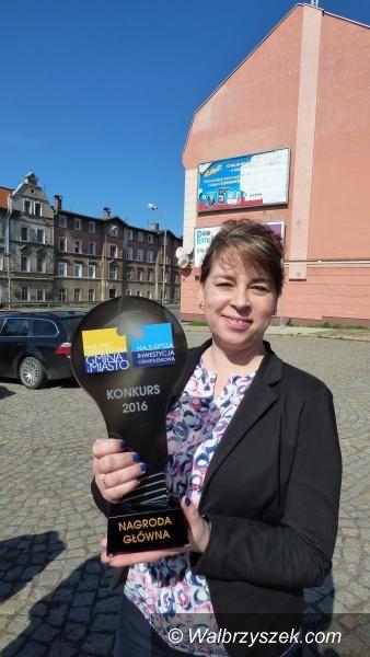 Wałbrzych: Wałbrzych to najlepiej oświetlone miasto w Polsce