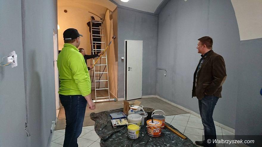 REGION, Mieroszów: Otwarcie rewiru policji w Mieroszowie nastąpi po świętach