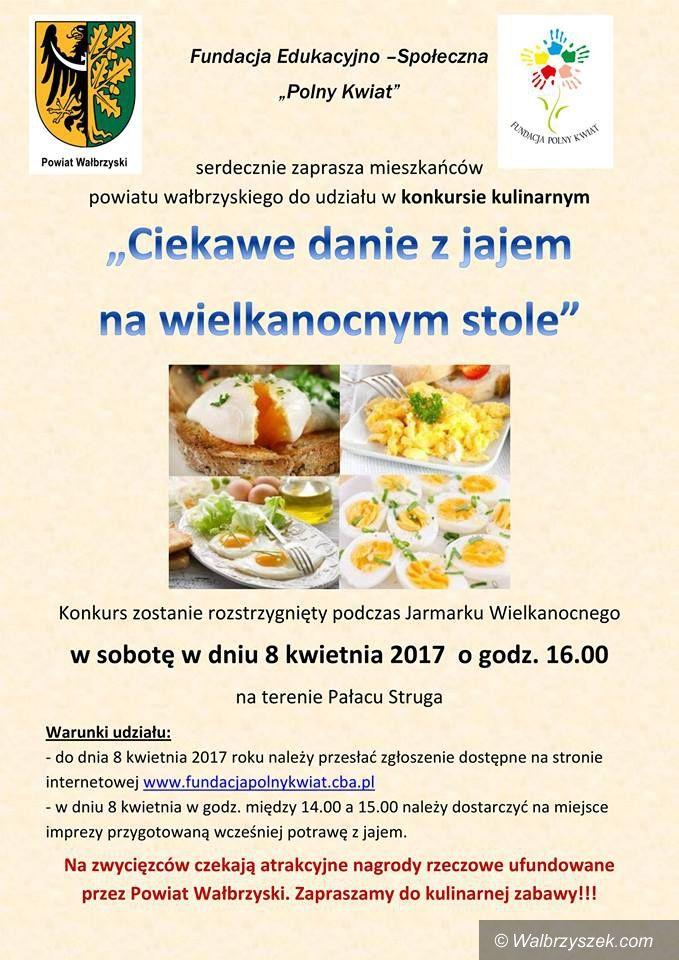 REGION, Struga/Stare Bogaczowice: Jarmark Wielkanocny w Strudze i Misterium w Starych Bogaczowicach