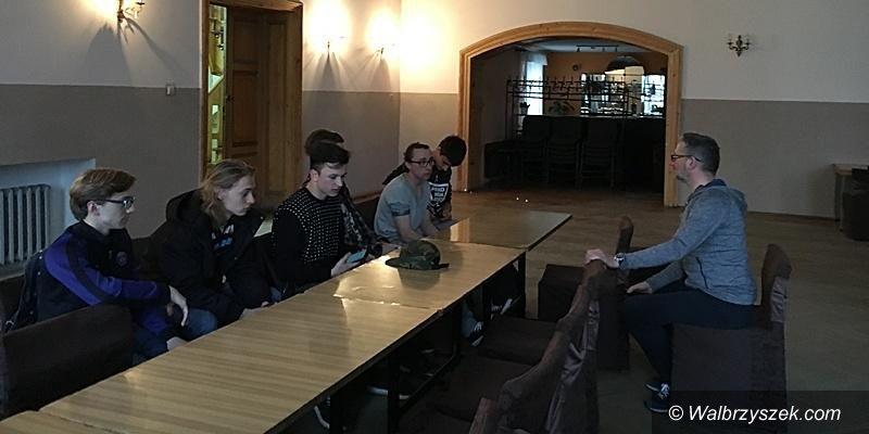 REGION, Głuszyca: W Głuszycy projektują skatepark