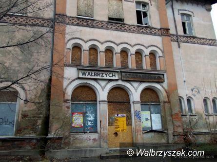 Wałbrzych: Wałbrzyski węzeł kolejowy zmieni swój wizerunek