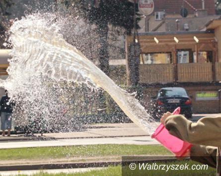 Wałbrzych/REGION: Lany Poniedziałek