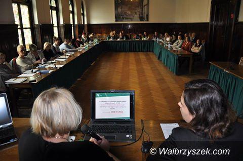 Wałbrzych: Rozmawiali o usługach społecznych