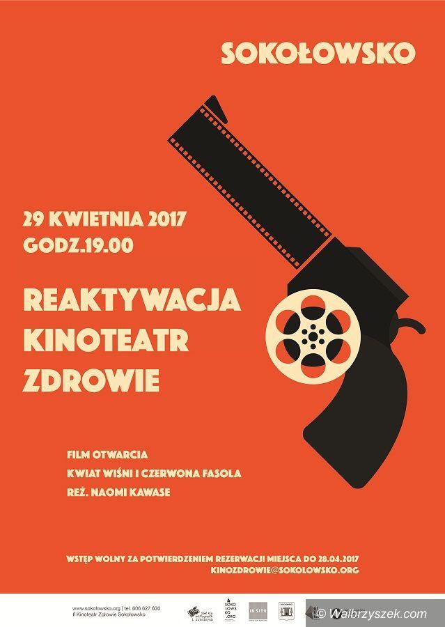 REGION, Sokołowsko: Reaktywacja Kinoteatru ZDROWIE w Sokołowsku