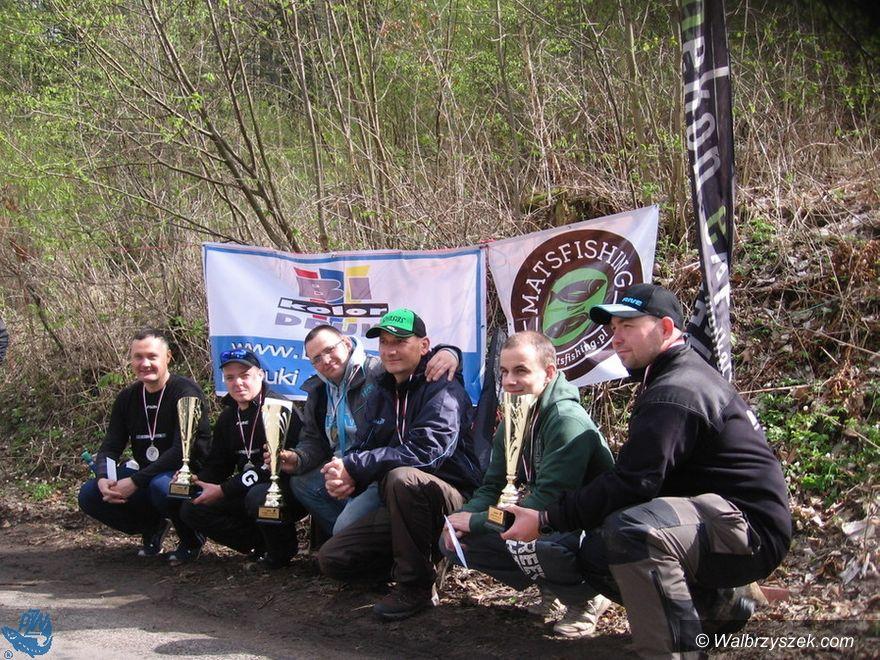 REGION, Zagórze Śl.: Wędkarze rywalizowali w Zagórzu Śląskim