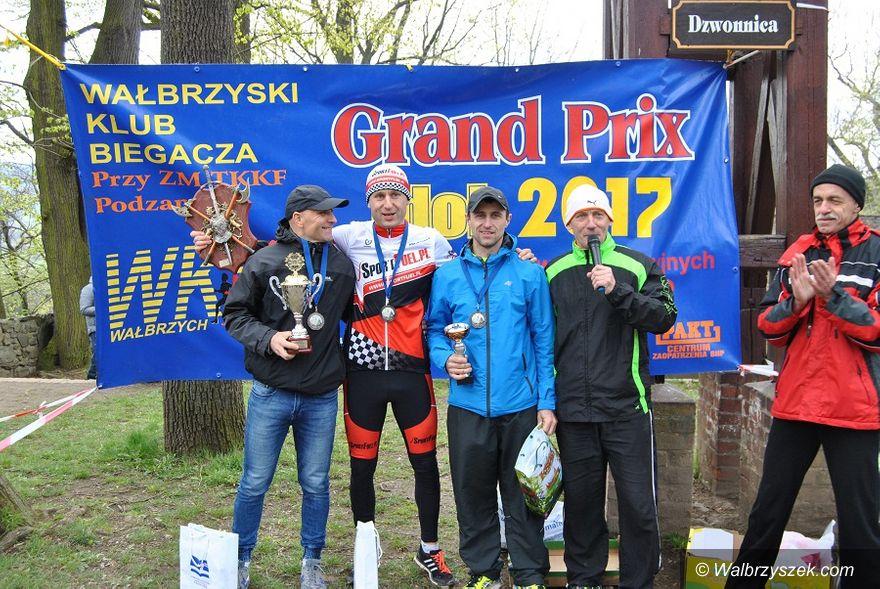 Zagórze Śląskie: X Bieg Rycerski na Zamek Grodno