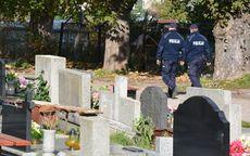 Wałbrzych: 59–latka ograbiła groby z kwiatów