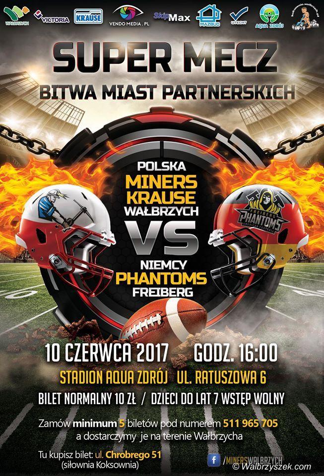 Wałbrzych: Super sportowe wydarzenie odbędzie się w Wałbrzychu