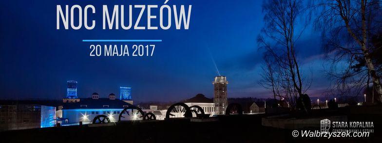 Wałbrzych: Noc Muzeów ponownie w Starej Kopalni