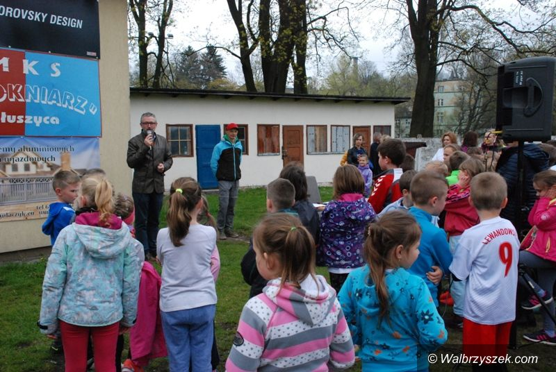 Głuszyca: Młodzi głuszyccy lekkoatleci