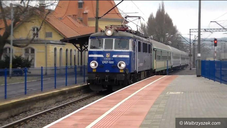 Wałbrzych: Walczą o przywrócenie połączenia kolejowego