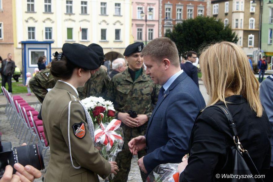 REGION, Mieroszów: W Mieroszowie odbyły się obchody Dnia Zwycięstwa