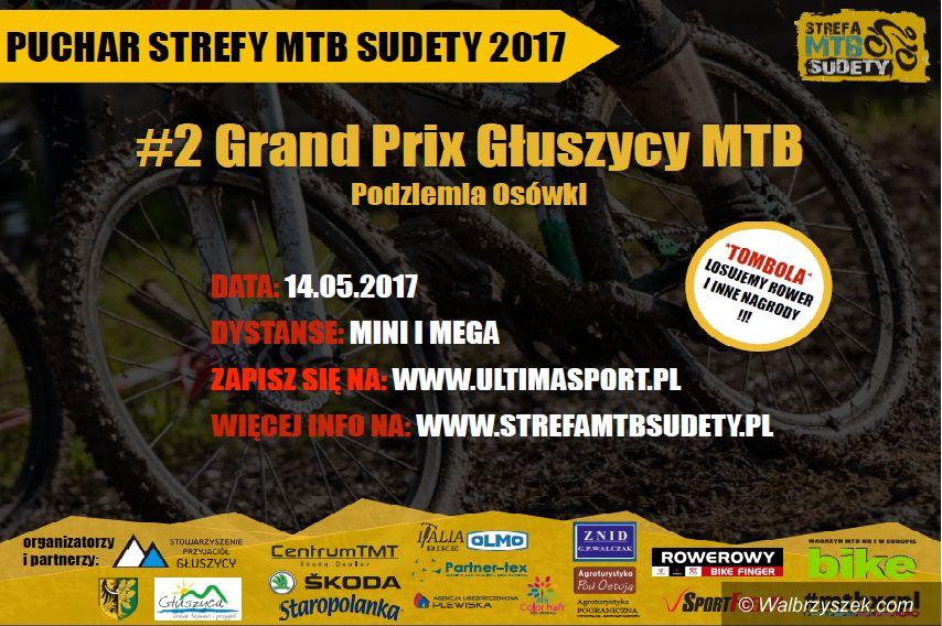 Głuszyca: Wyścig Grand Prix Głuszycy MTB Podziemia Osówki 2017 już jutro