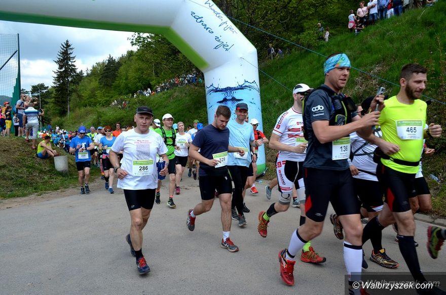 REGION, Jedlina-Zdrój: Półmaraton Górski w Jedlinie–Zdroju