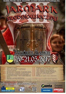 REGION, Zagórze Śl.: Jarmark Średniowieczny w Zamku Grodno już 20 i 21 maja