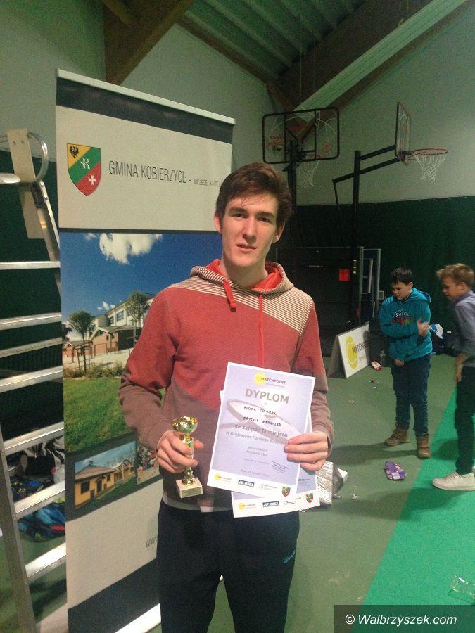 Wałbrzych: Badmintonista z Wałbrzycha znów się pokazał