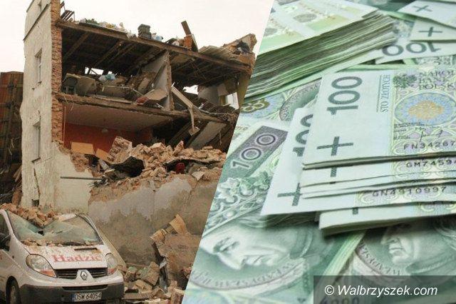 REGION, Świebodzice: Blisko 100 tys. zł udało się zebrać dla ofiar katastrofy