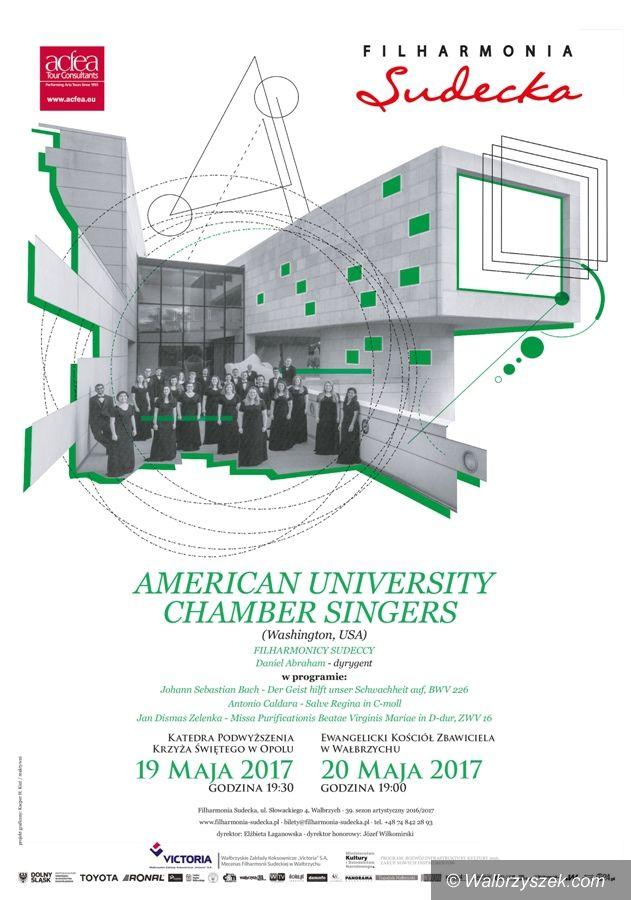Wałbrzych: Amerykańscy chórzyści wystapią w wałbrzyskim kościele