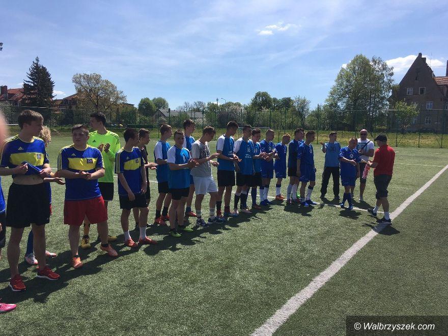 Wałbrzych: Futboliści z Energetyka triumfują