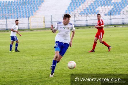 Polkowice: III liga piłkarska: Gra niezła, ale punktów nie przybyło
