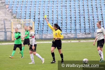 Wałbrzych: Ekstraliga piłkarska kobiet: Krok w stronę medalu