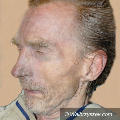 Wałbrzych: Policja chce zidentyfikować mężczyznę