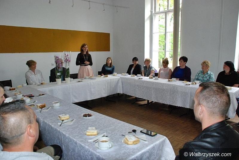 REGION, Głuszyca: Święto pracowników CK–MBP
